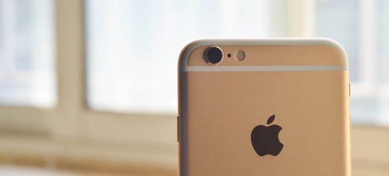 A phone camera