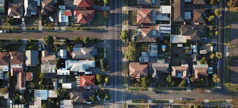 a neighborhood for meeting your neighbors